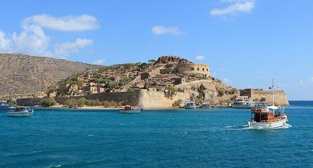 krása Kréty