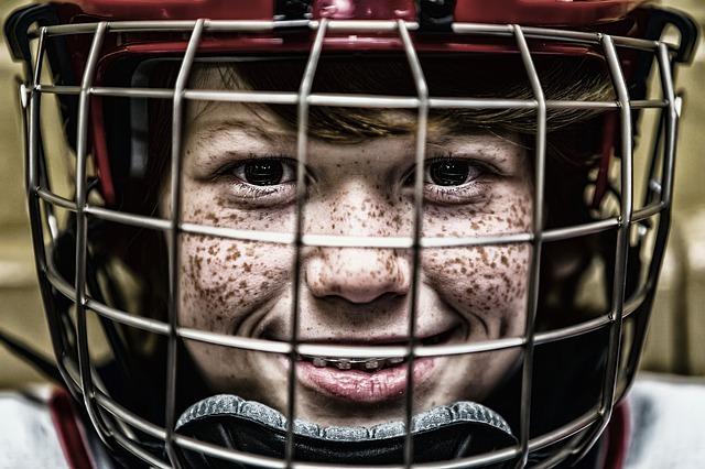 nadějný hokejista