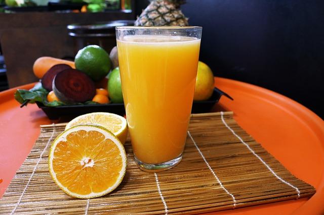 ovocná šťáva