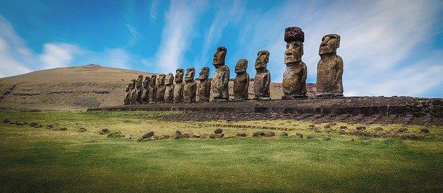 sochy a příroda