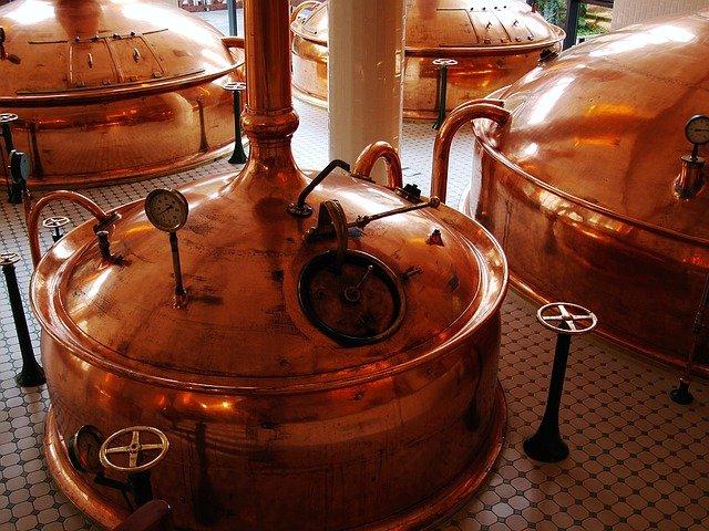 produkce piva