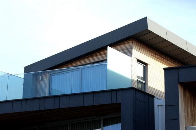 moderní bydlení – budova