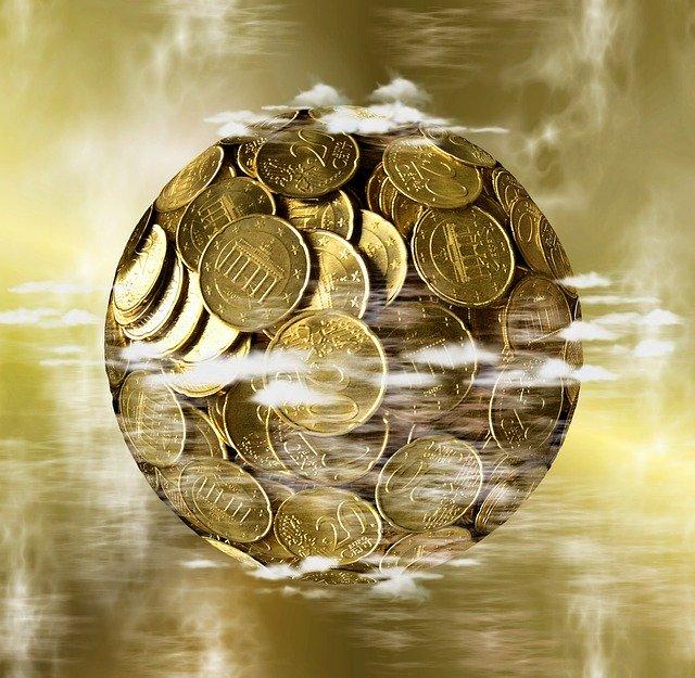 koule ze zlata